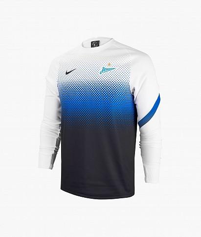 Свитер предыгровой Nike Zenit сезон 2020/21