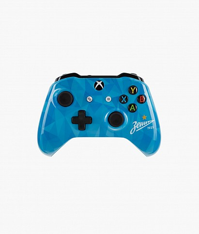 Геймпад беспроводной Xbox One «Зенит Северное Сияние»