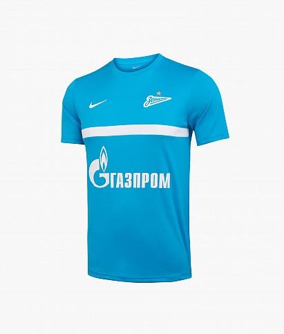 Футболка тренировочная Nike Zenit сезон 2021/22
