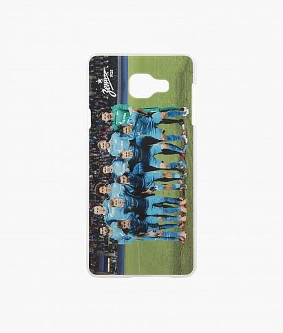 Чехол для Samsung Galaxy A7(2016) «Команда»