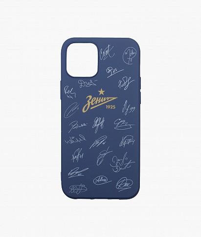 """Чехол для IPhone 12/12 Pro """"Автографы"""""""