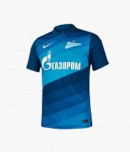 Домашняя игровая футболка Nike се...