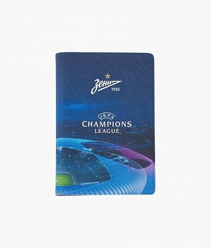 Обложка для паспорта «Лига Чемпионов 2021/22»