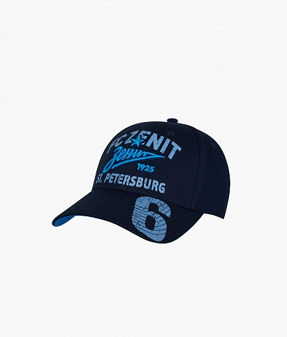 """Baseball cap """"6"""""""