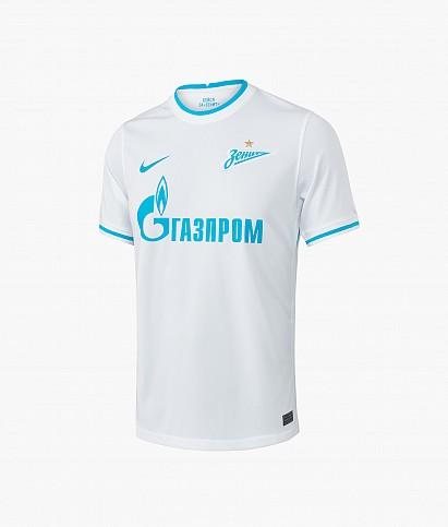 Выездная игровая футболка Nike сезон 2021/22