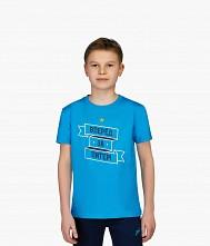 Футболка подростковая «Вперед за ...