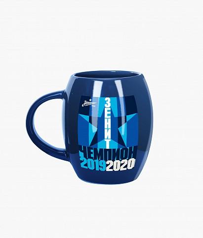 """Champions mug """"Zenit"""""""