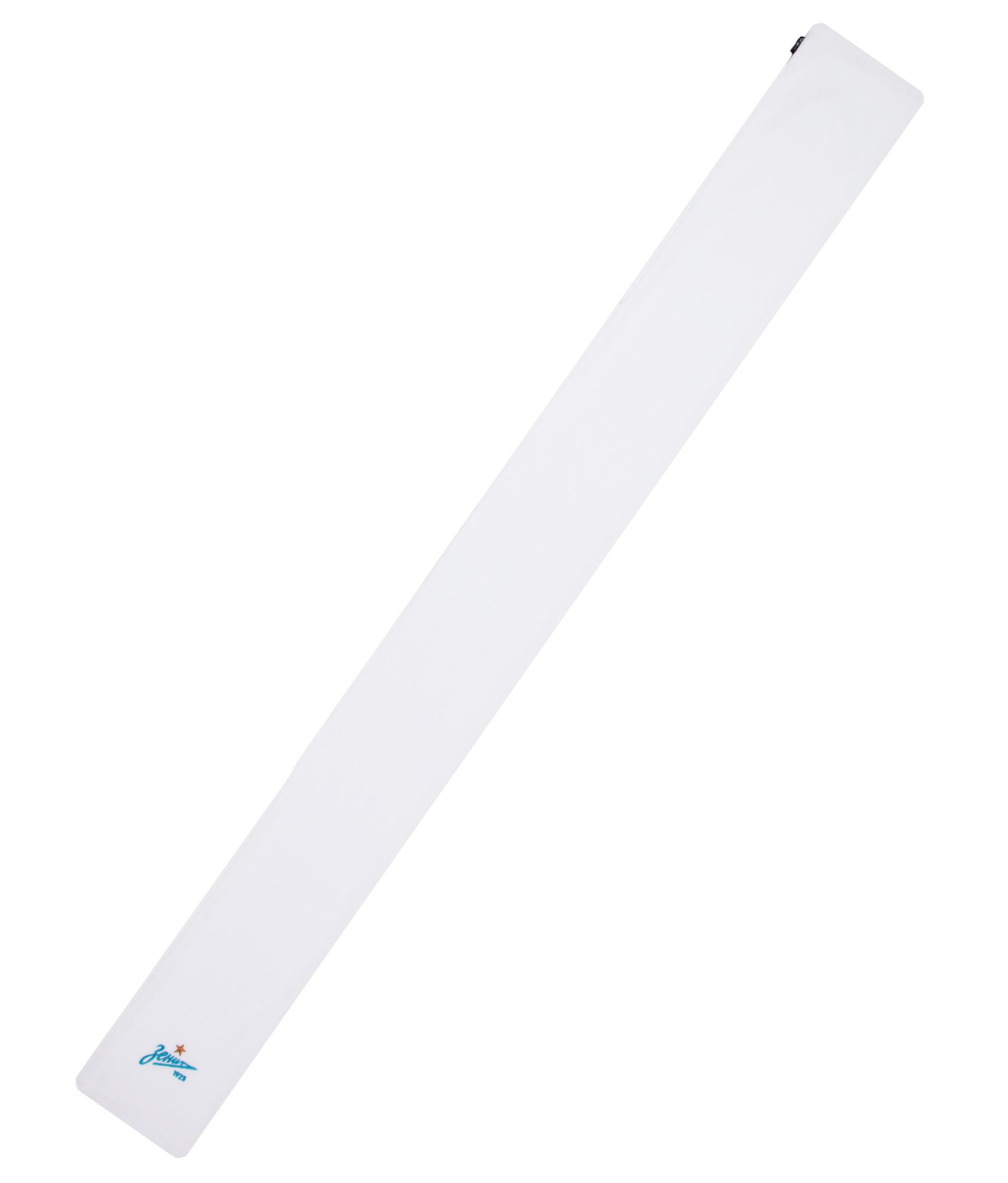Шарф флисовый Зенит Цвет-Белый флисовый халат