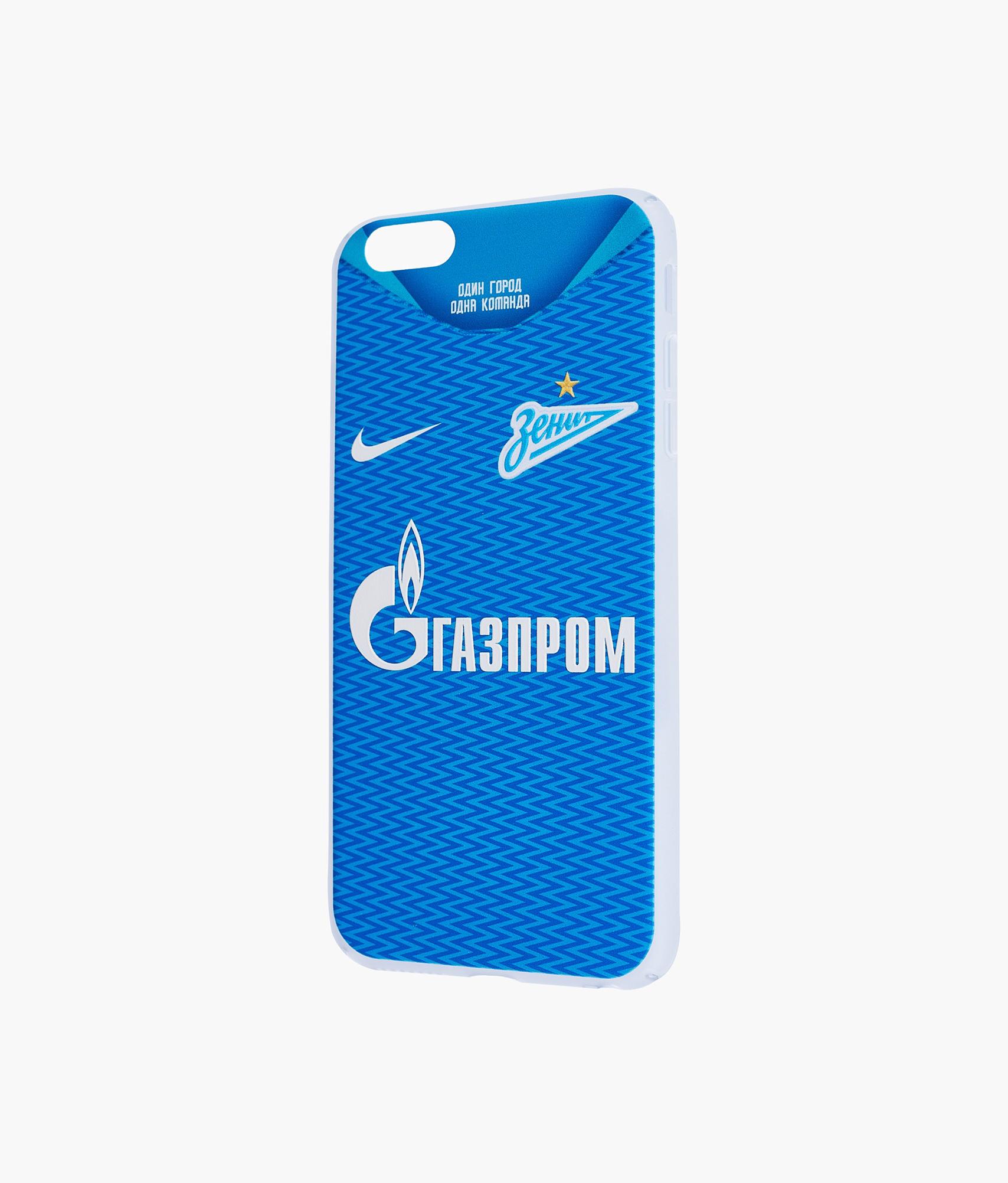 Фото - Чехол для IPhone 6/6S Plus «Форма 2018/19» Зенит чехол накладка для apple iphone 6 6s deppa gel plus case 85213 pink клип кейс полиуретан