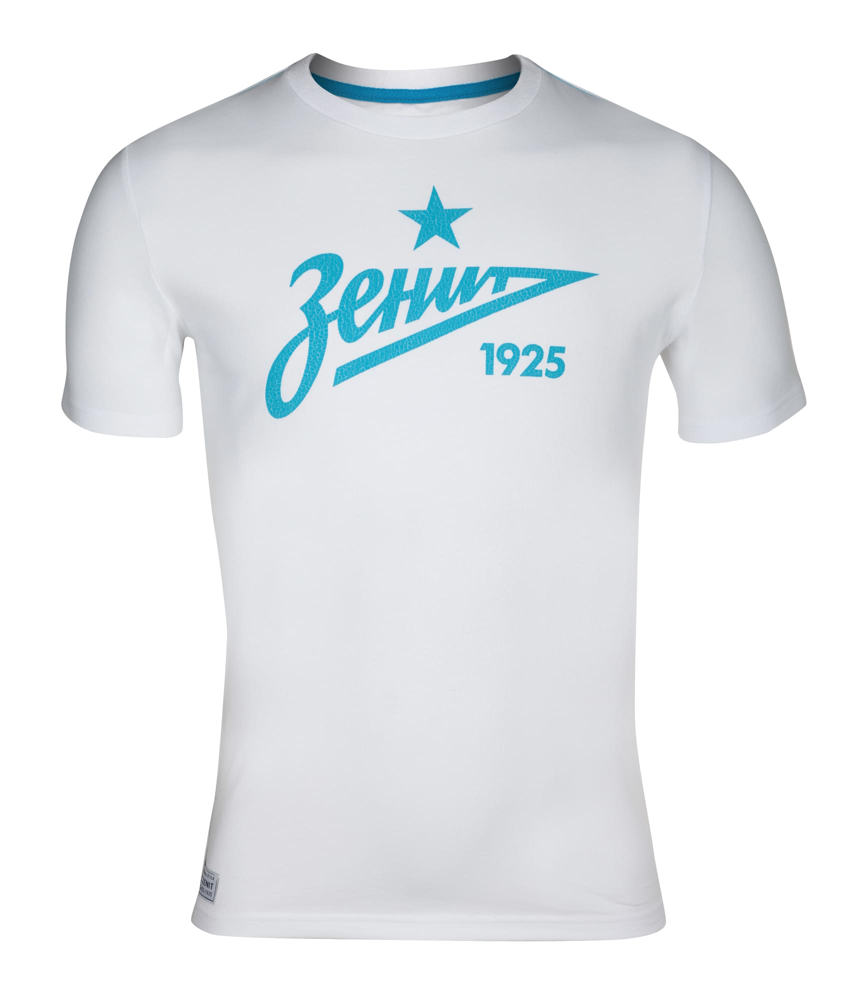 Мужская футболка, Цвет-Белый, Размер-XS