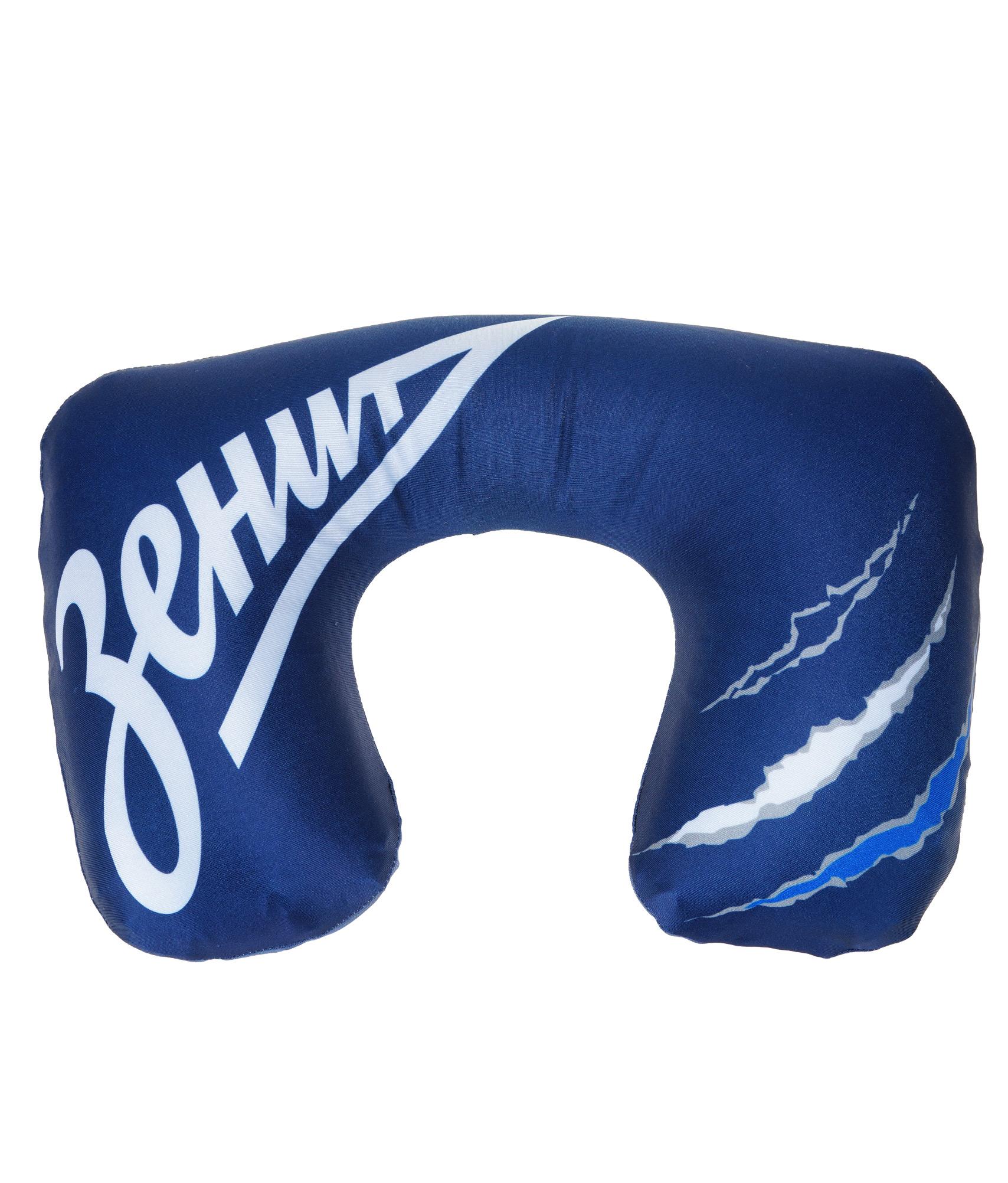 Надувная подушка для путешествий Зенит fosta подушка надувная с вырезом под голову f8052 синяя 42 х 27 5 см