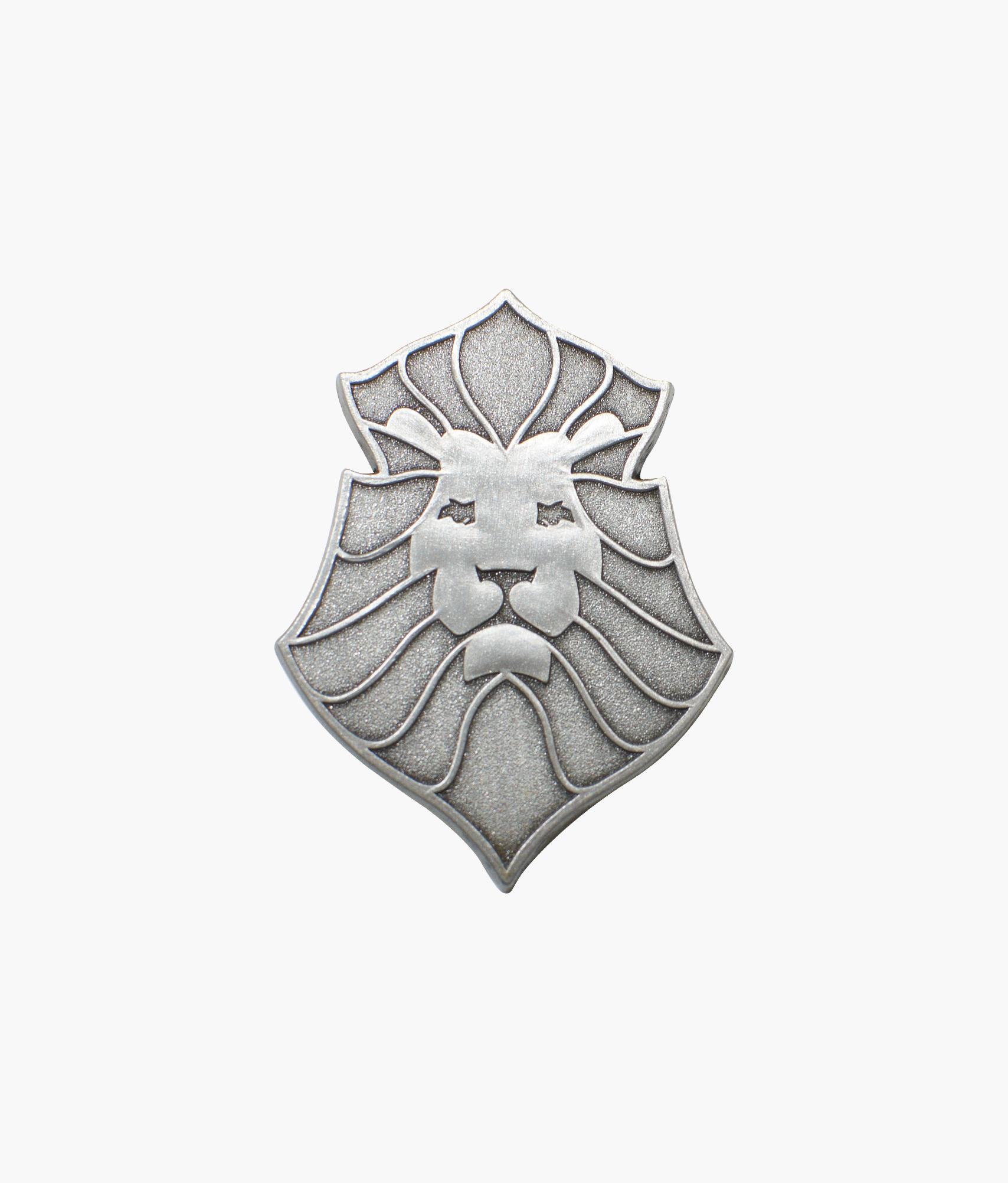 Значок «Лев» Зенит сувенир ohmypeter значок деревянный цветной peter hi в блистере omp40081