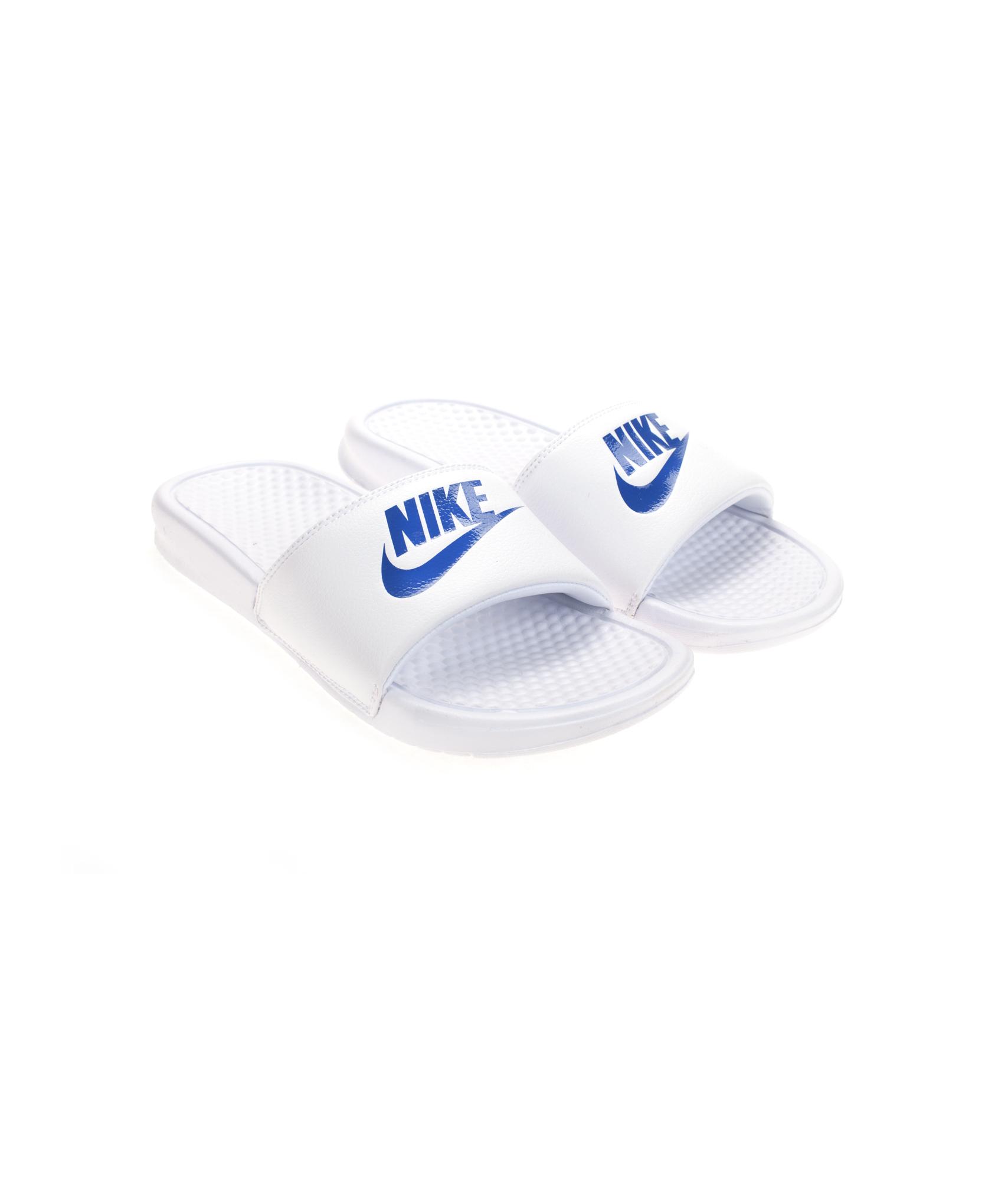 Сандалии Nike BENASSI JDI , Цвет-Белый, Размер-11