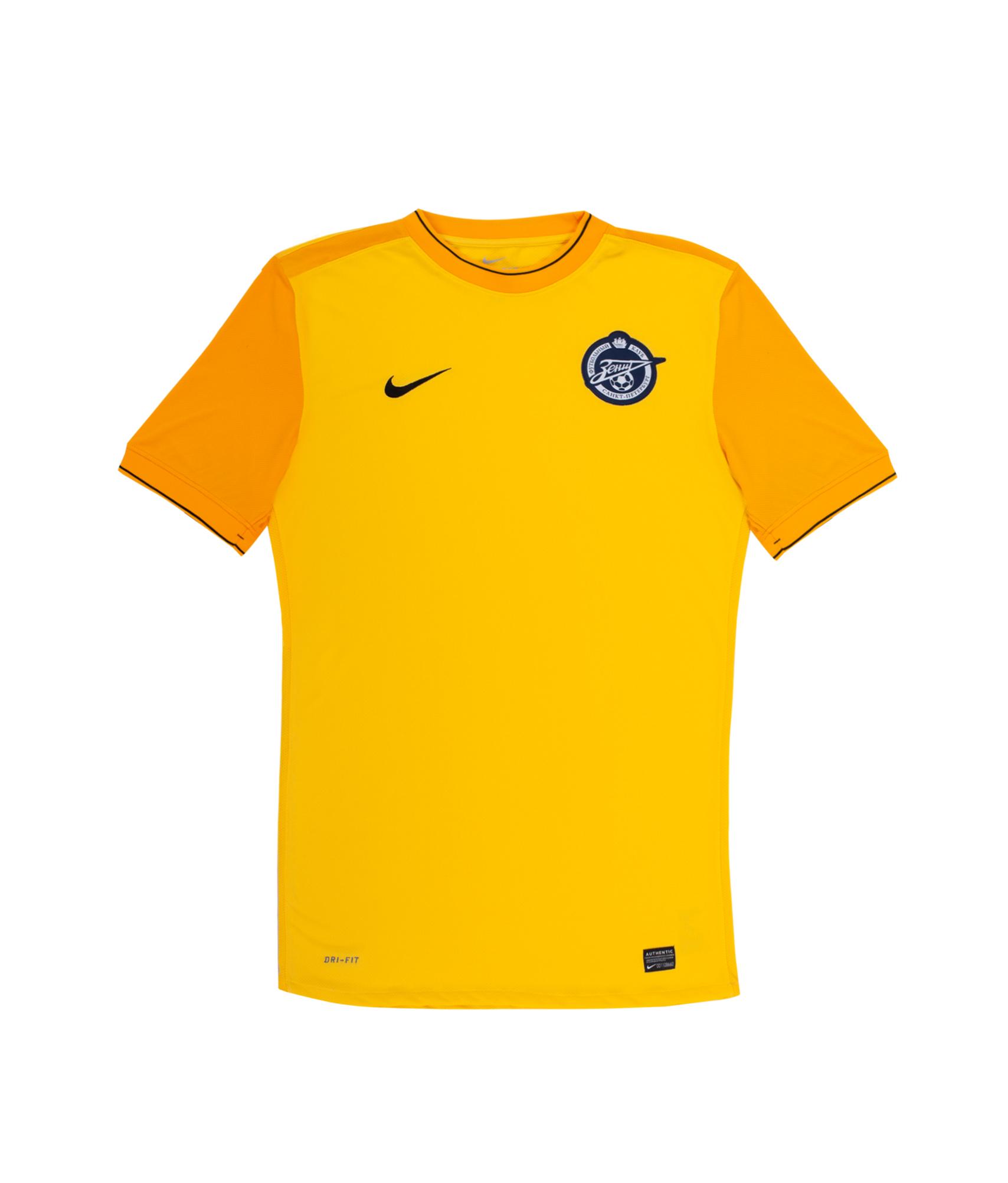 Футболка вратарская, Цвет-Желтый, Размер-XL