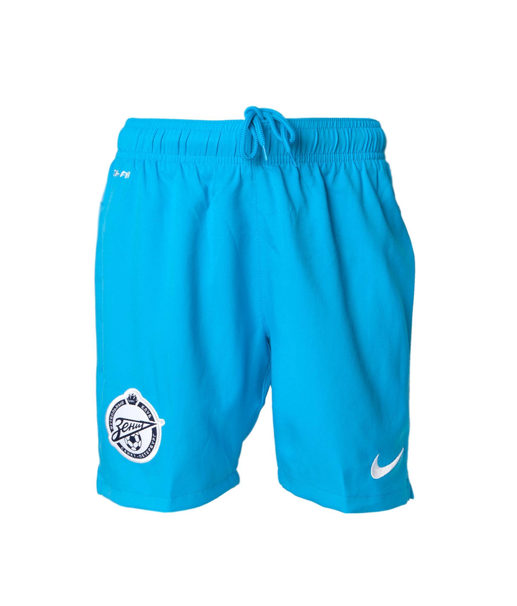 Шорты детские Nike 2012, Цвет-Синий, Размер-M