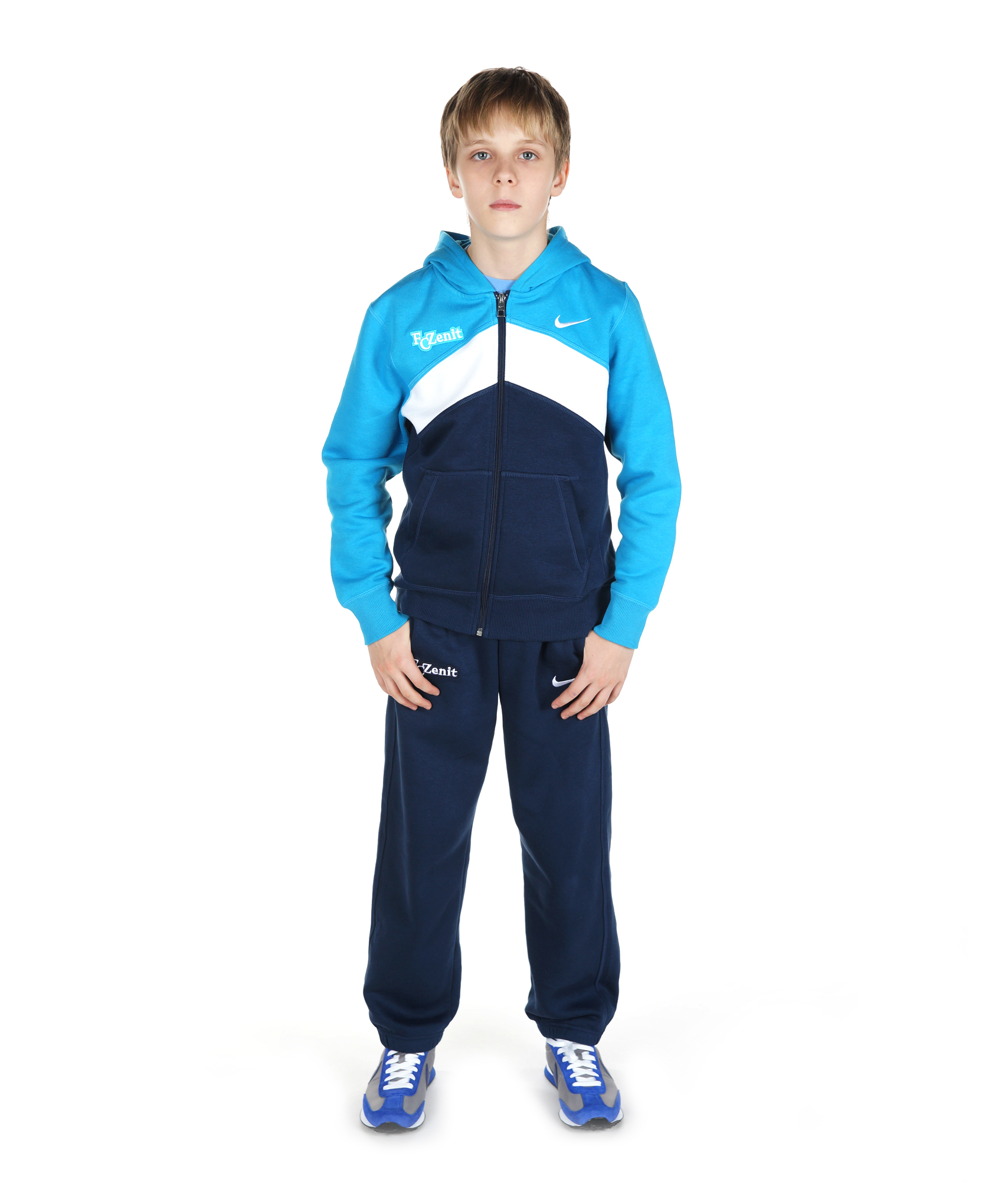 Подростковый спортивный костюм, Размер-L
