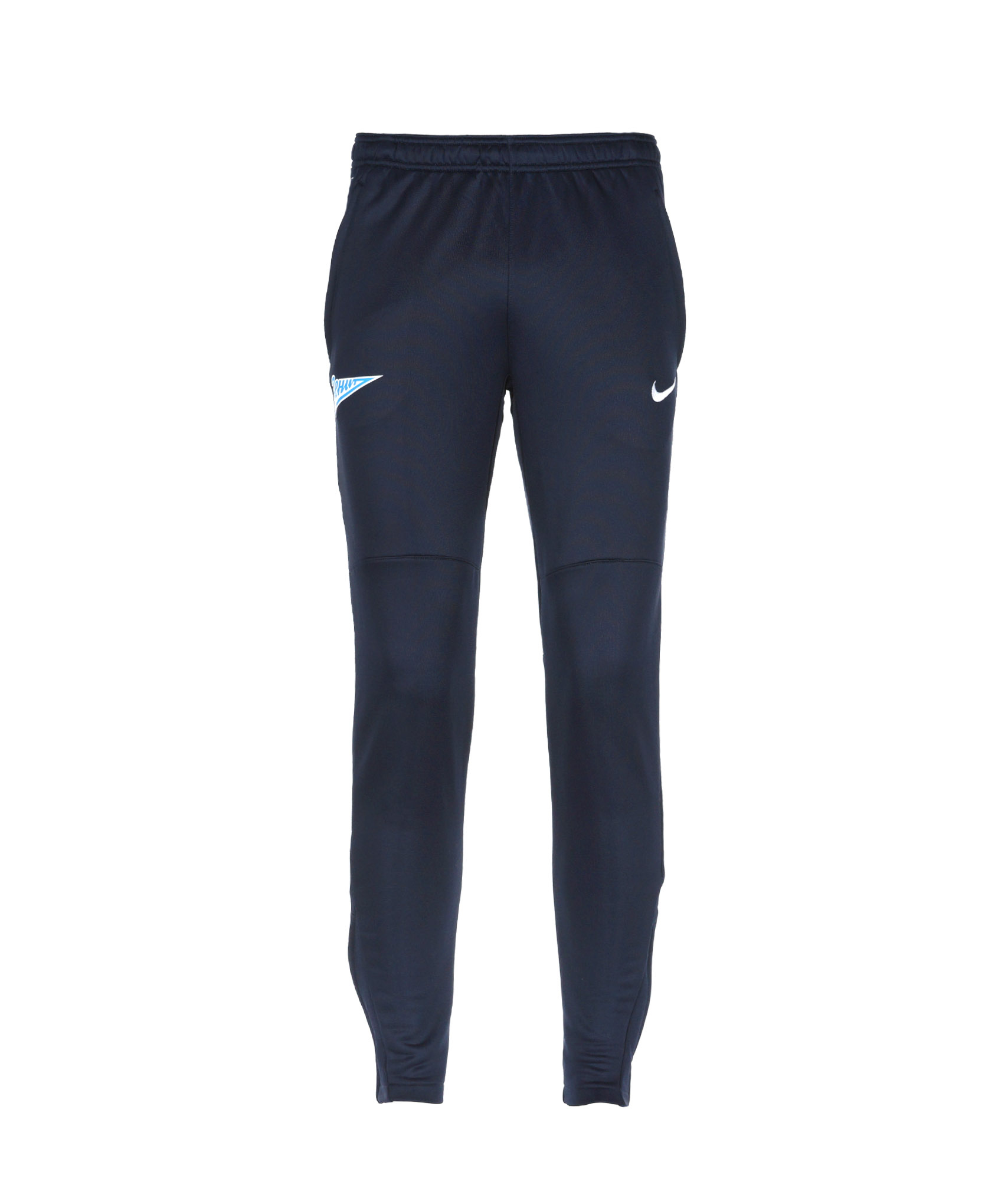 Брюки тренировочные Nike SQUAD TECH KNIT PANT, Цвет-Синий, Размер-XXL