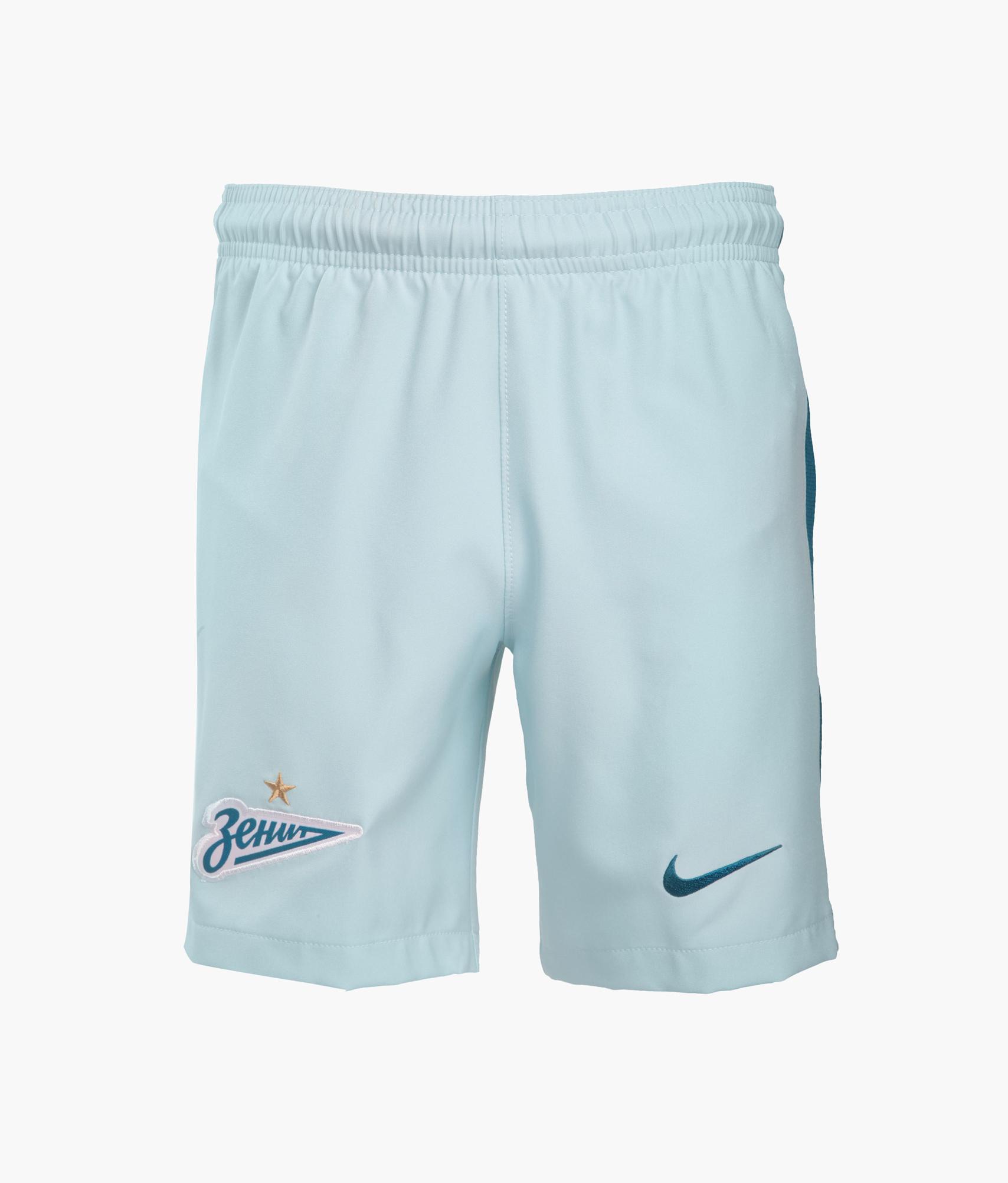 Шорты подростковые выездные Nike Nike Цвет-Белый