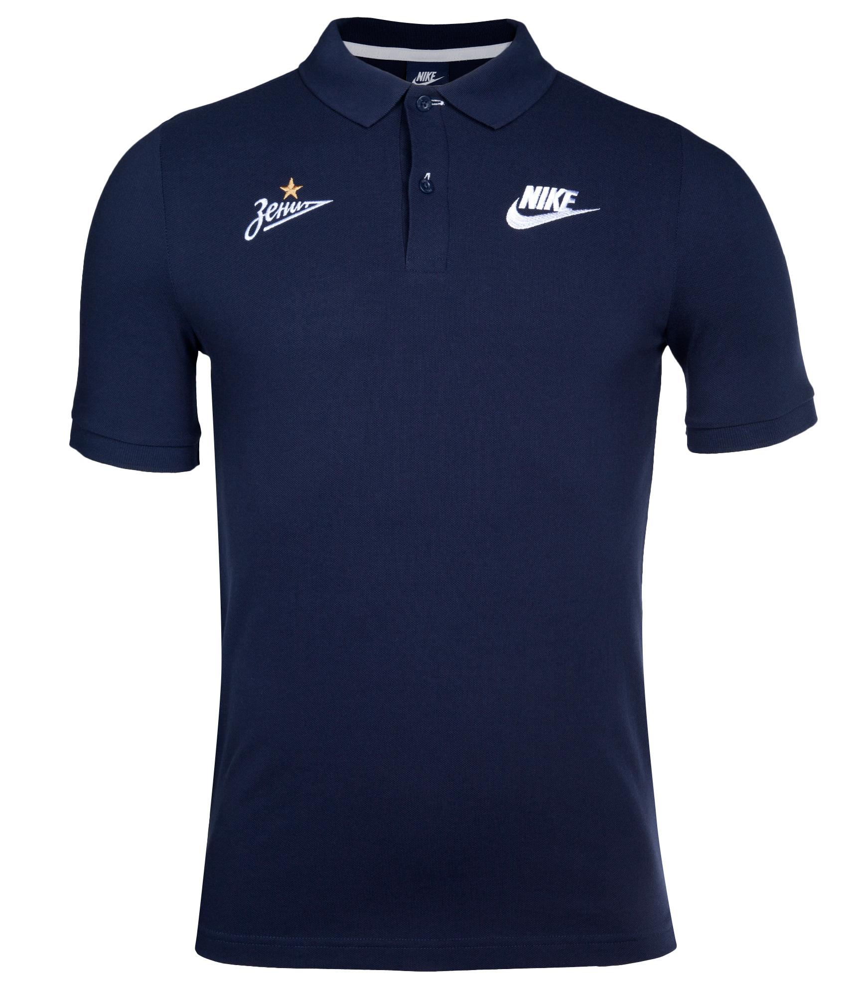 цены Поло Nike, Цвет-Темно-Синий, Размер-XL