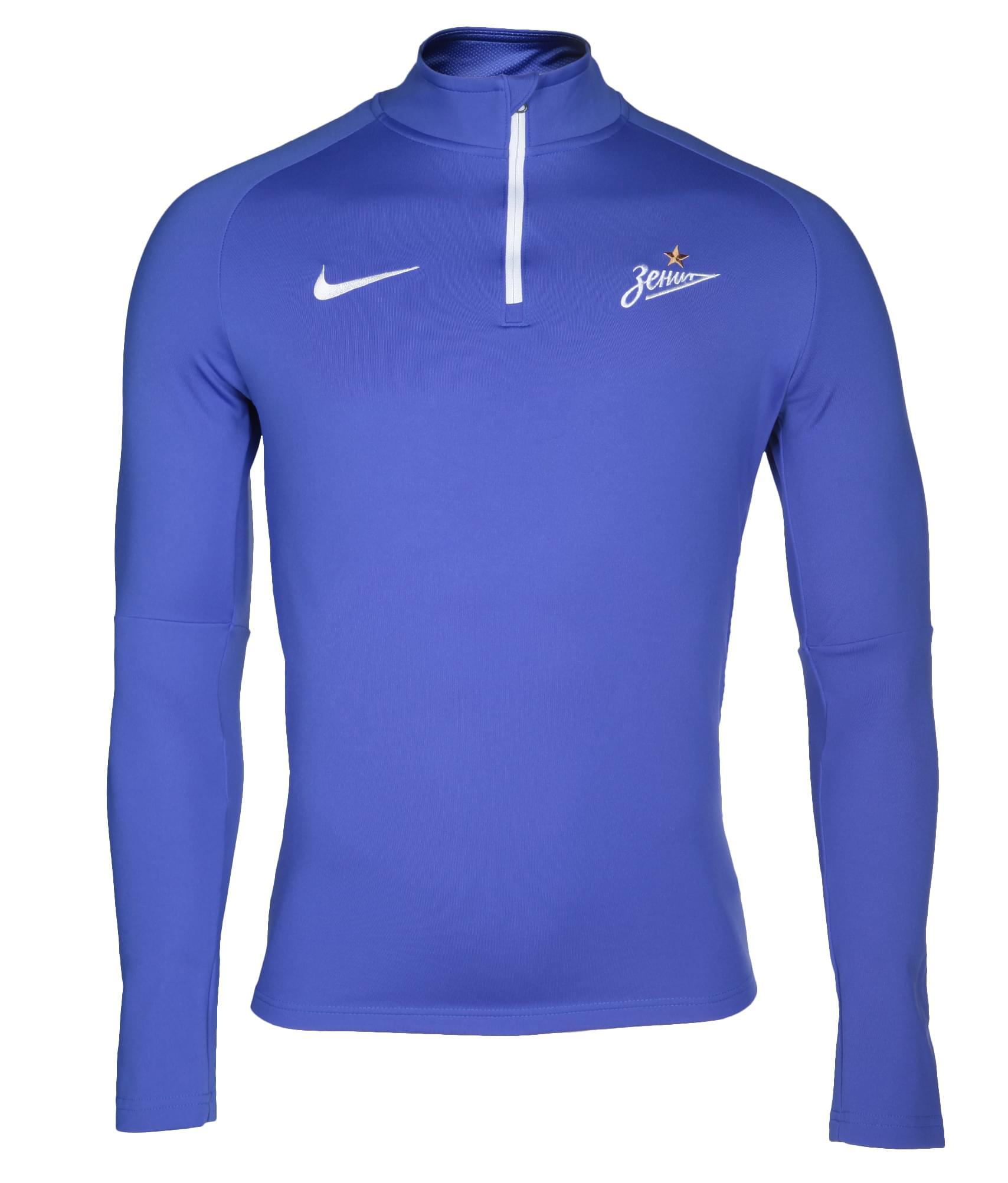 Джемпер тренировочный Nike, Цвет-Синий, Размер-M спортивные лифчики найк