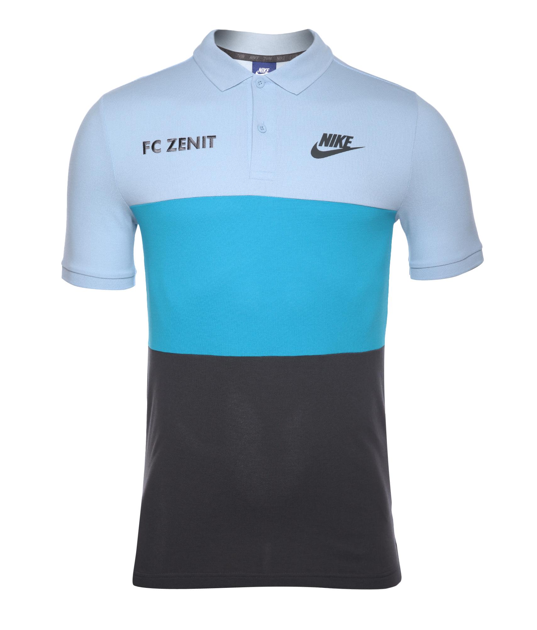 Поло Nike, Цвет-Полоска, Размер-XL поло nike цвет голубой размер m