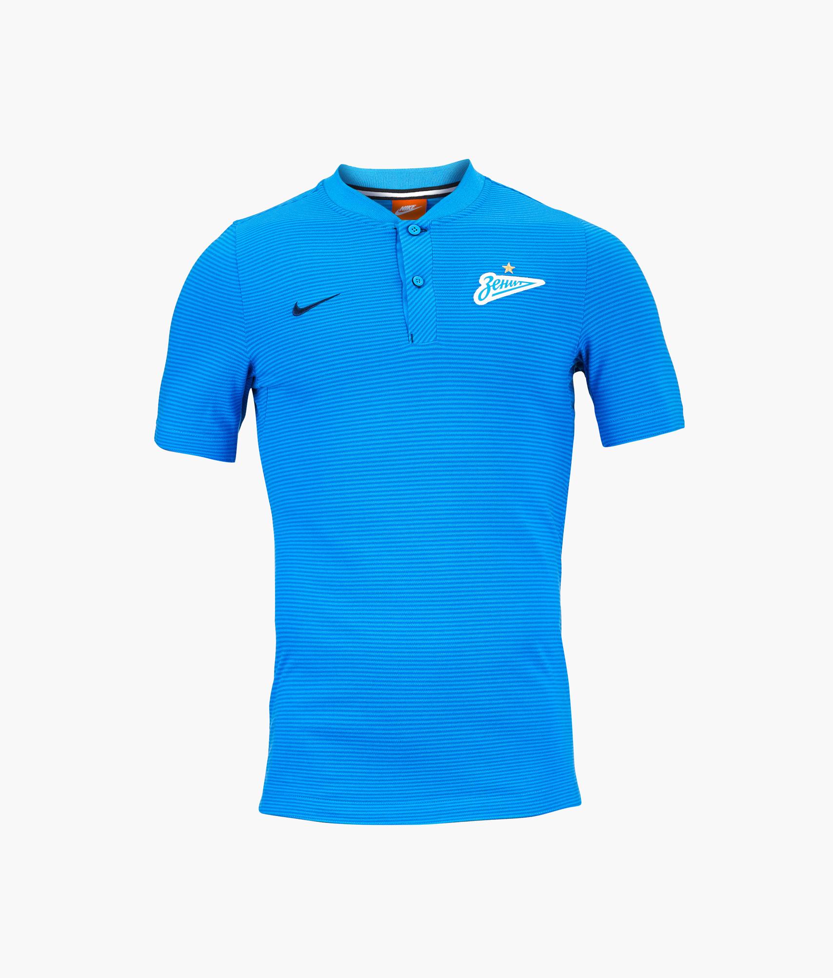 Поло Nike, Размер-M поло nike цвет голубой размер m