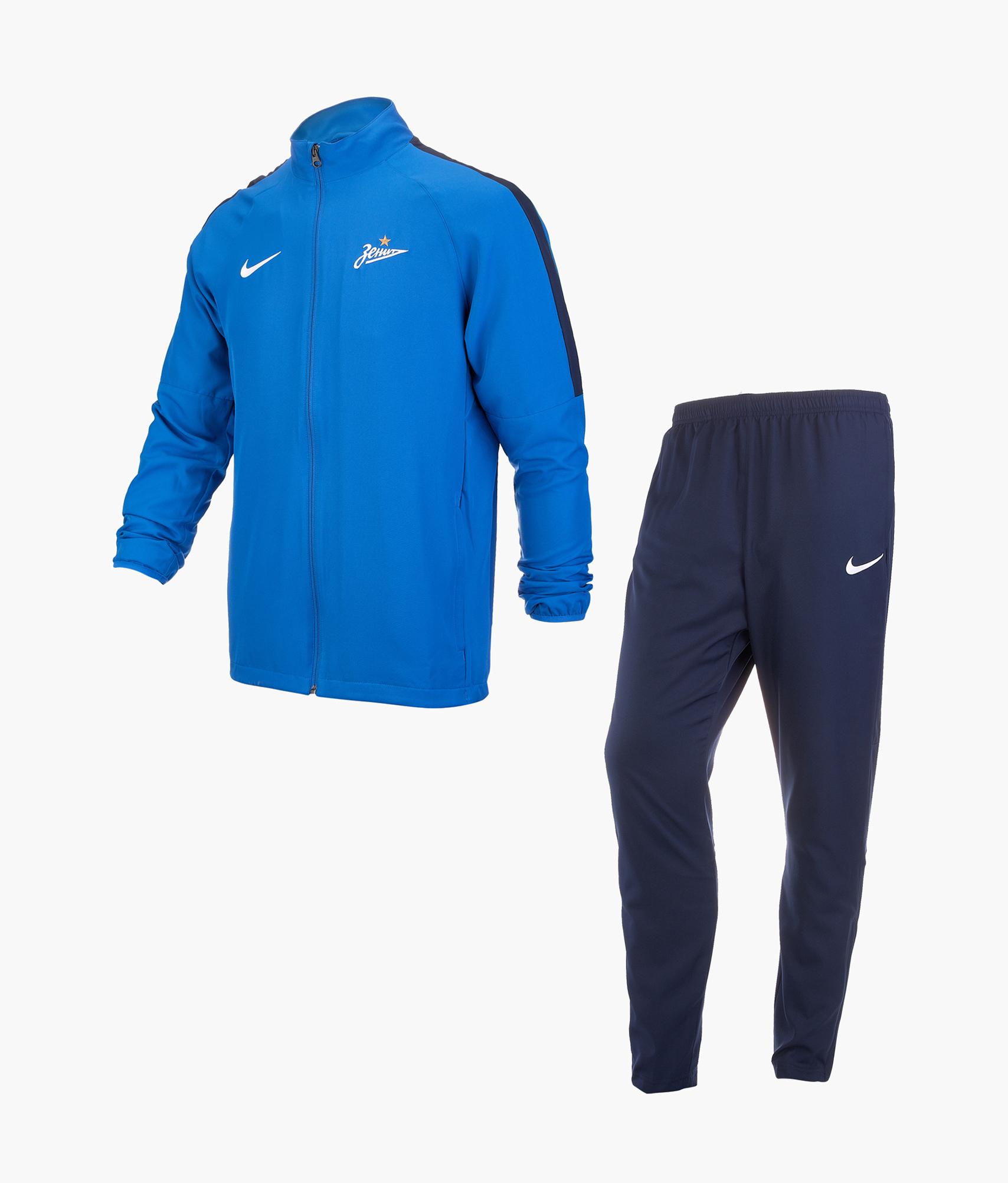 Спортивный костюм мужской Nike Nike Цвет-Синий топ спортивный nike nike ni464ewhtts4
