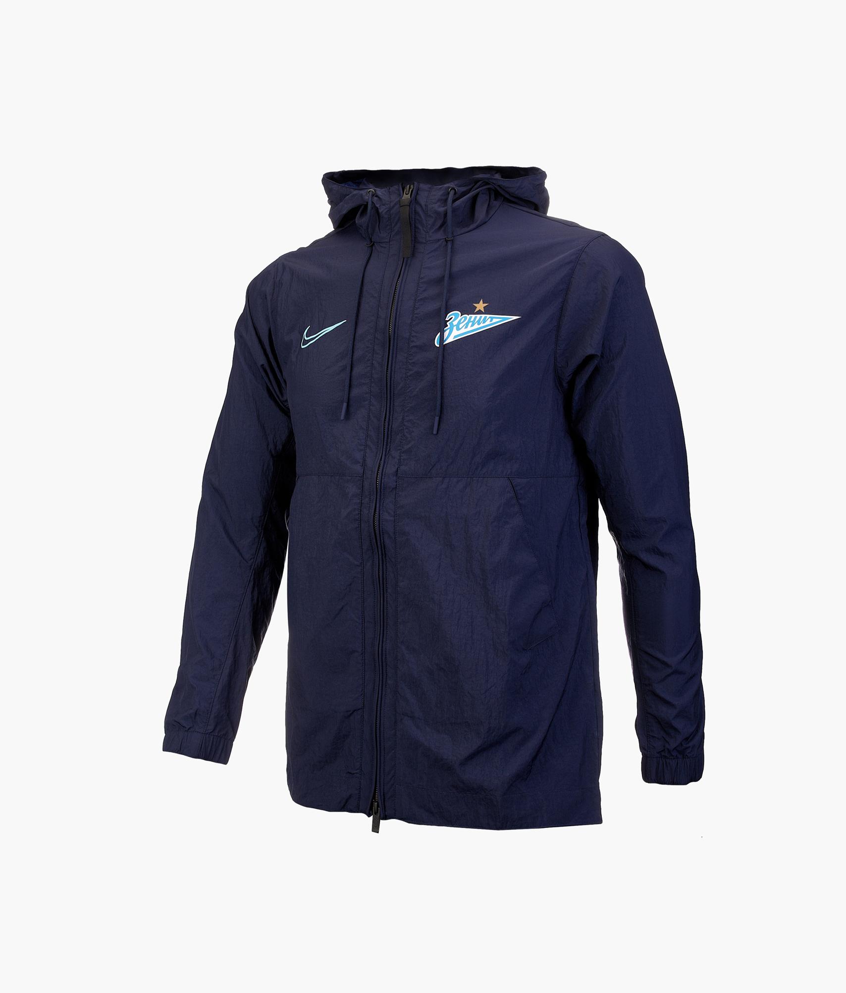 цена Ветровка Nike Zenit 2019/20 Nike Цвет-Темно-Синий онлайн в 2017 году