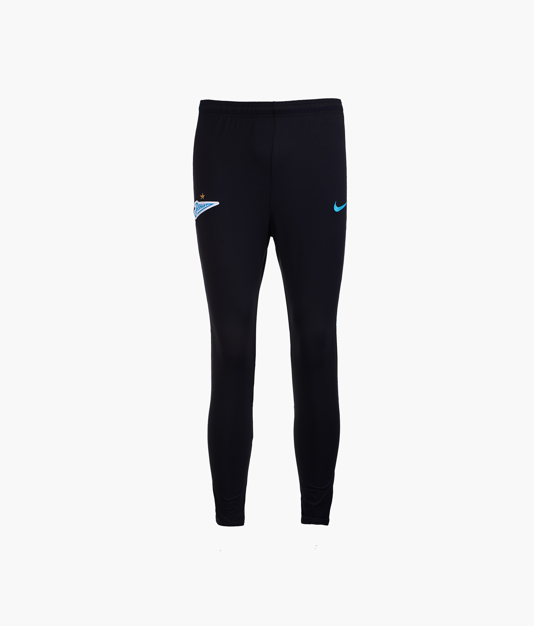 Брюки подростковые тренировочные Nike Zenit 2018/19 Nike брюки тренировочные подростковые nike squad 832390 451