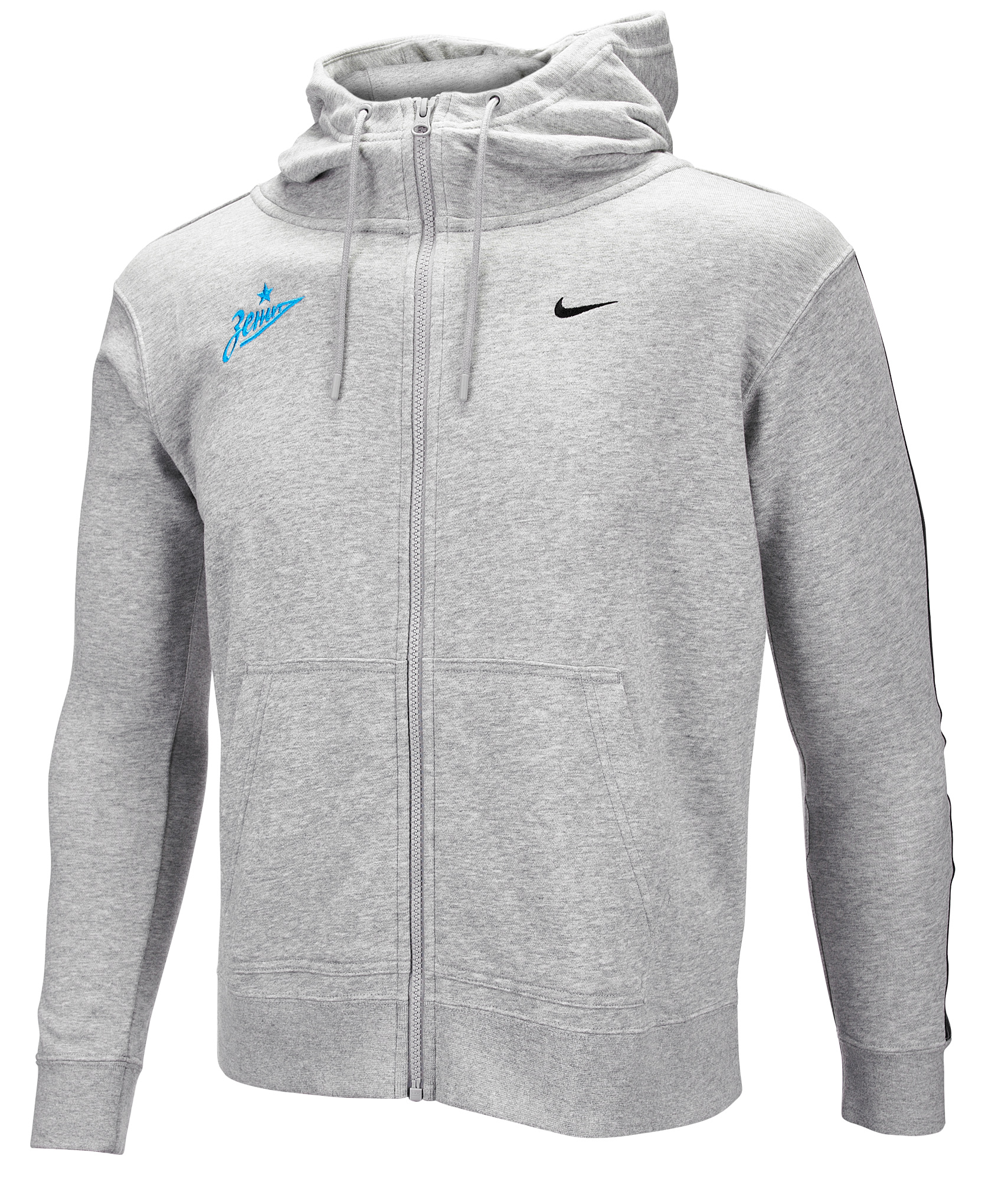 Толстовка женская Nike  Цвет-Серый
