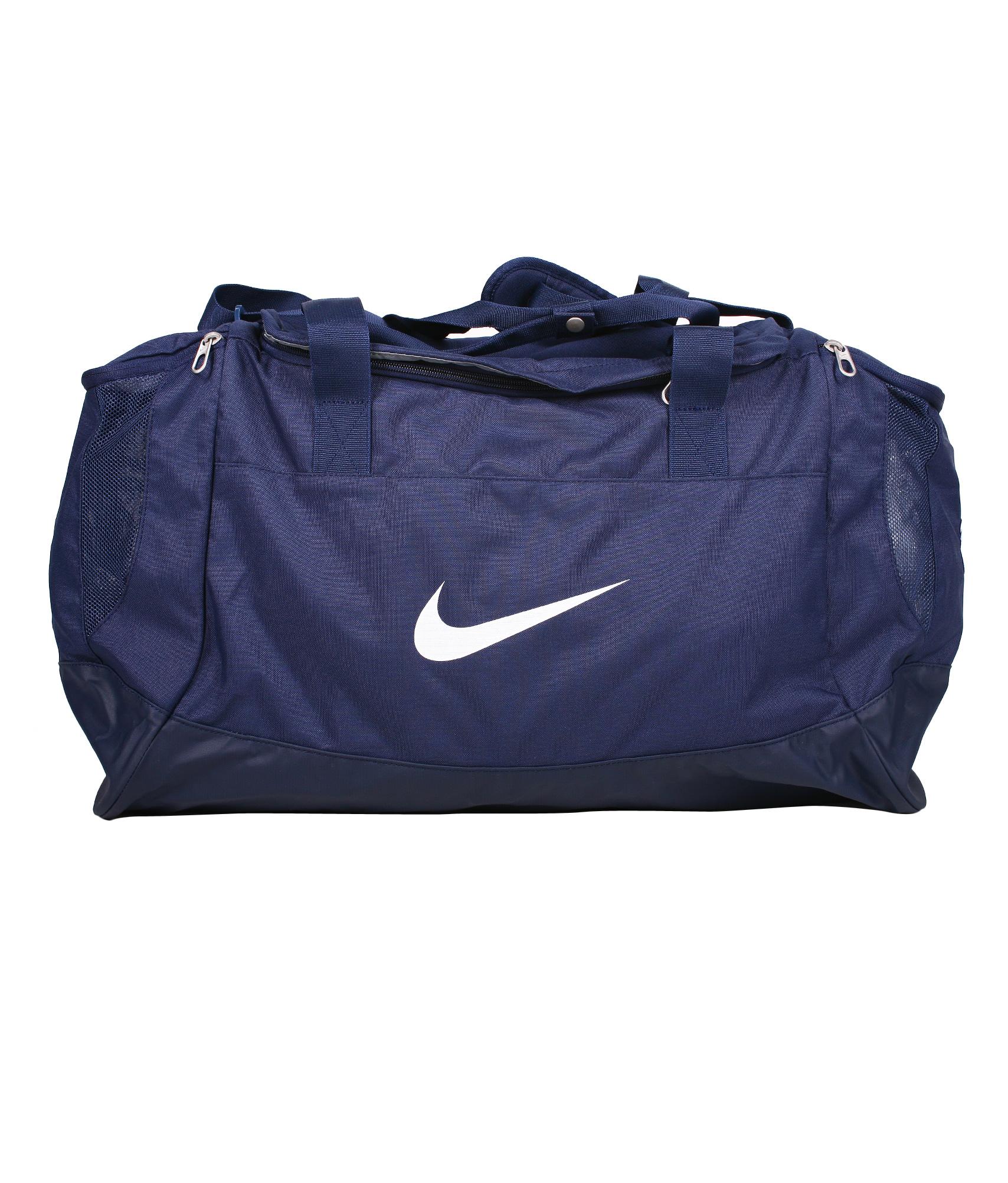 Сумка малая Nike, Цвет-Синий, Размер-L спортивные лифчики найк