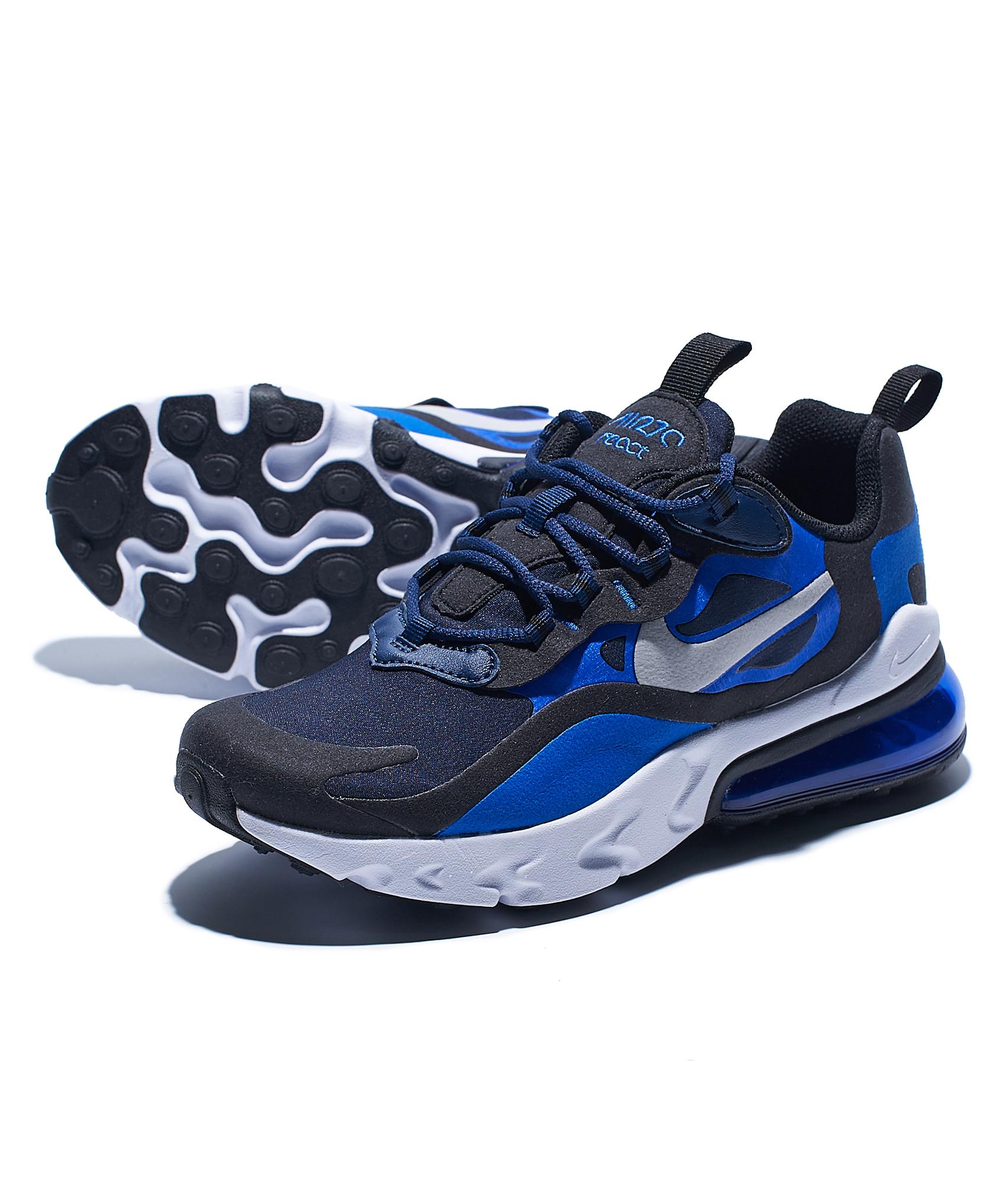 Кроссовки подростковые Nike Air Max 270 React GS Nike
