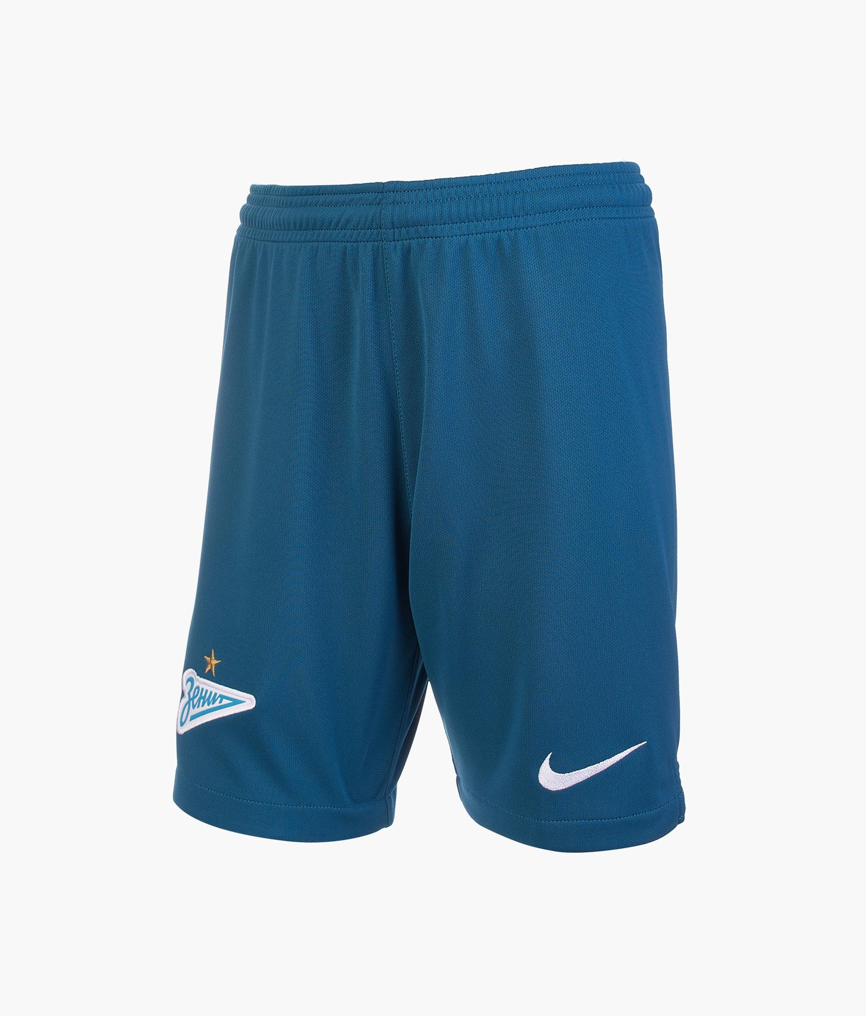 Подростковые домашние шорты Nike сезона 2019/2020 Nike Цвет-Синий цена и фото