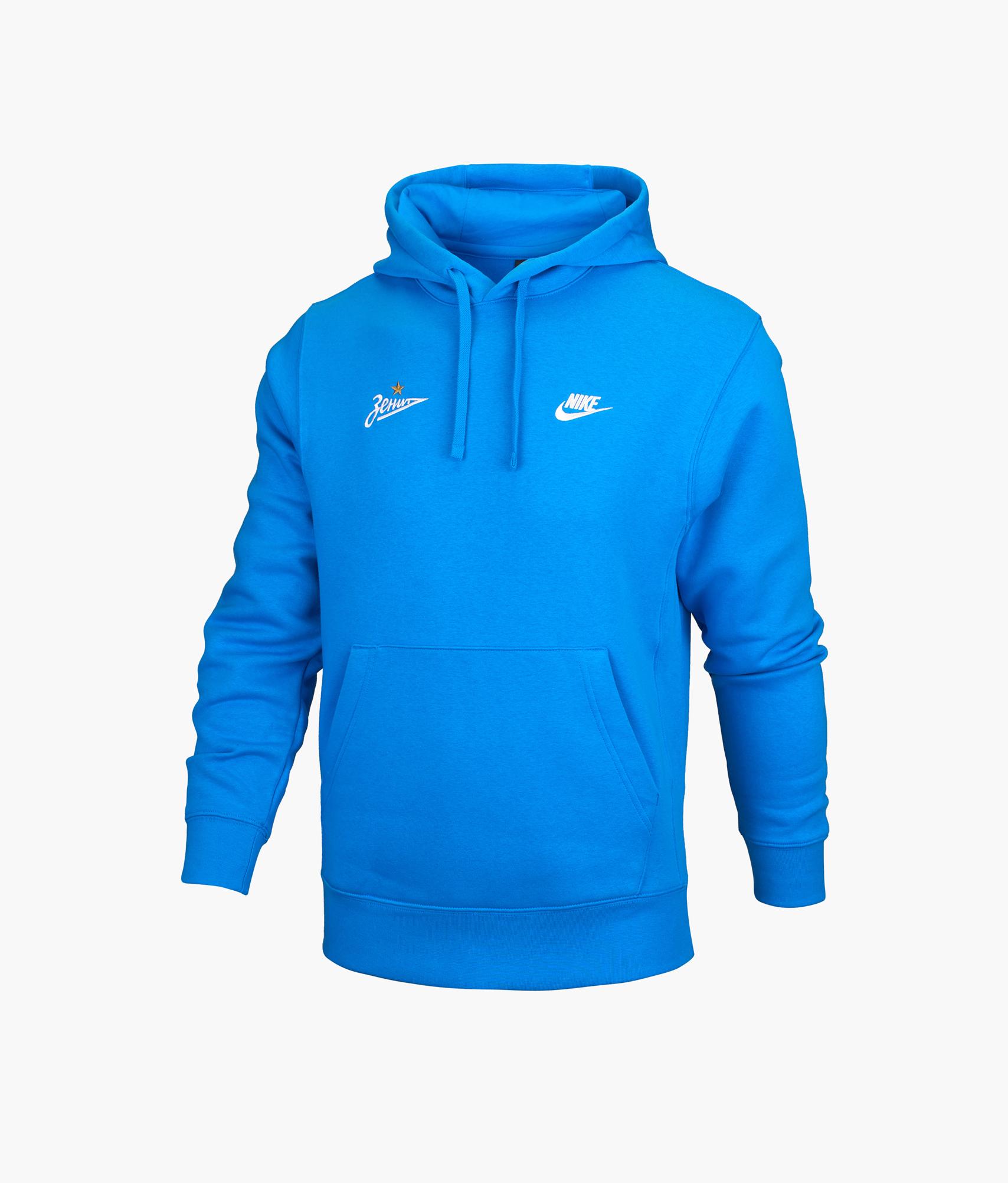Толстовка Nike Nike Цвет-Синий сланцы nike nike ni464amfbf61