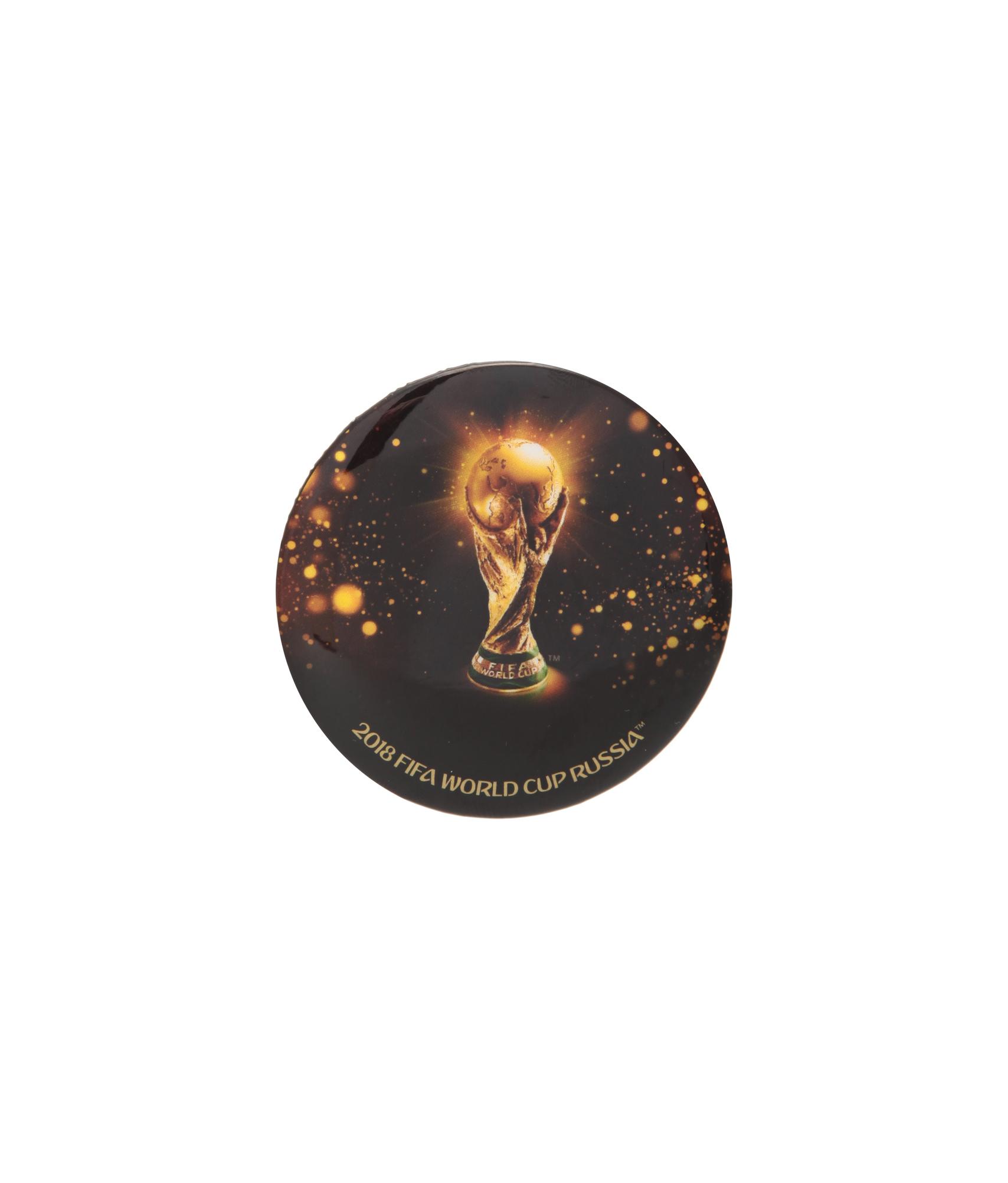 Значок закатной «Кубок мира» Зенит значок закатной эмблема чемпионата мира 2018 зенит