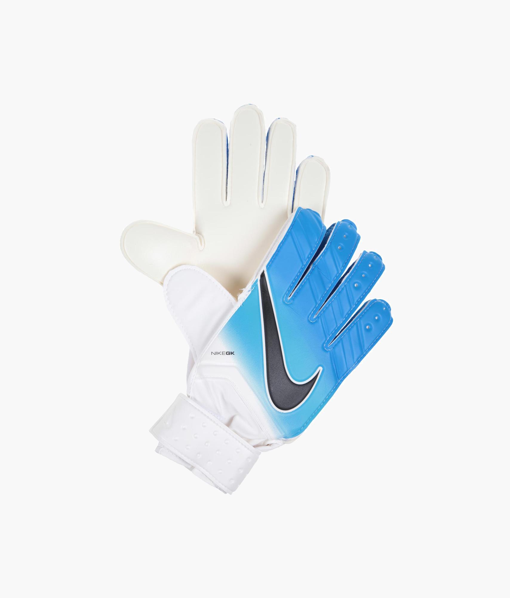 Перчатки вратарские Nike, Цвет-Белый, Размер-10 защита nike защита nk hyprstrng mtch ankl slv