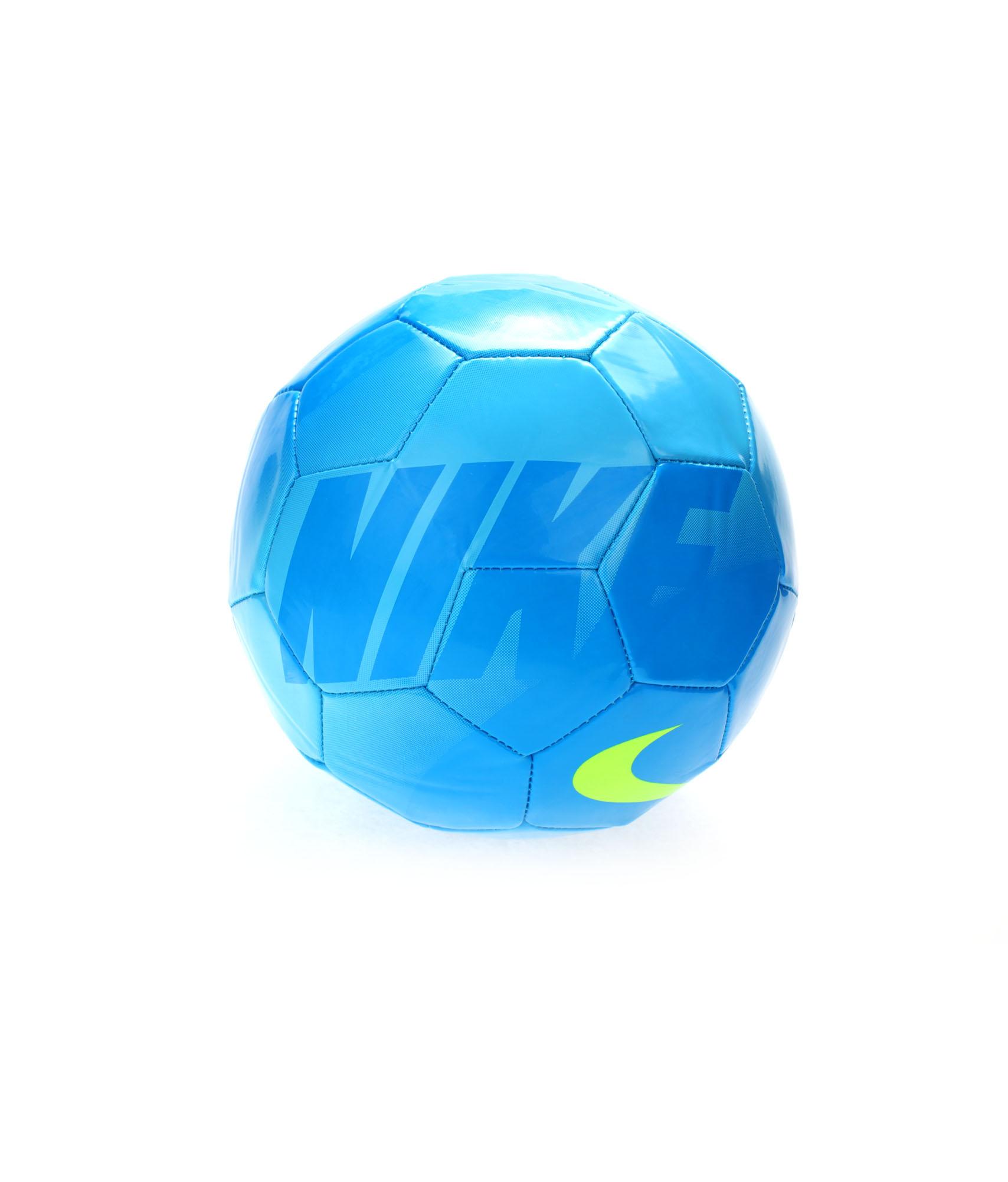 Мяч NIKE MERCURIAL FADE, Цвет-Голубой, Размер-5