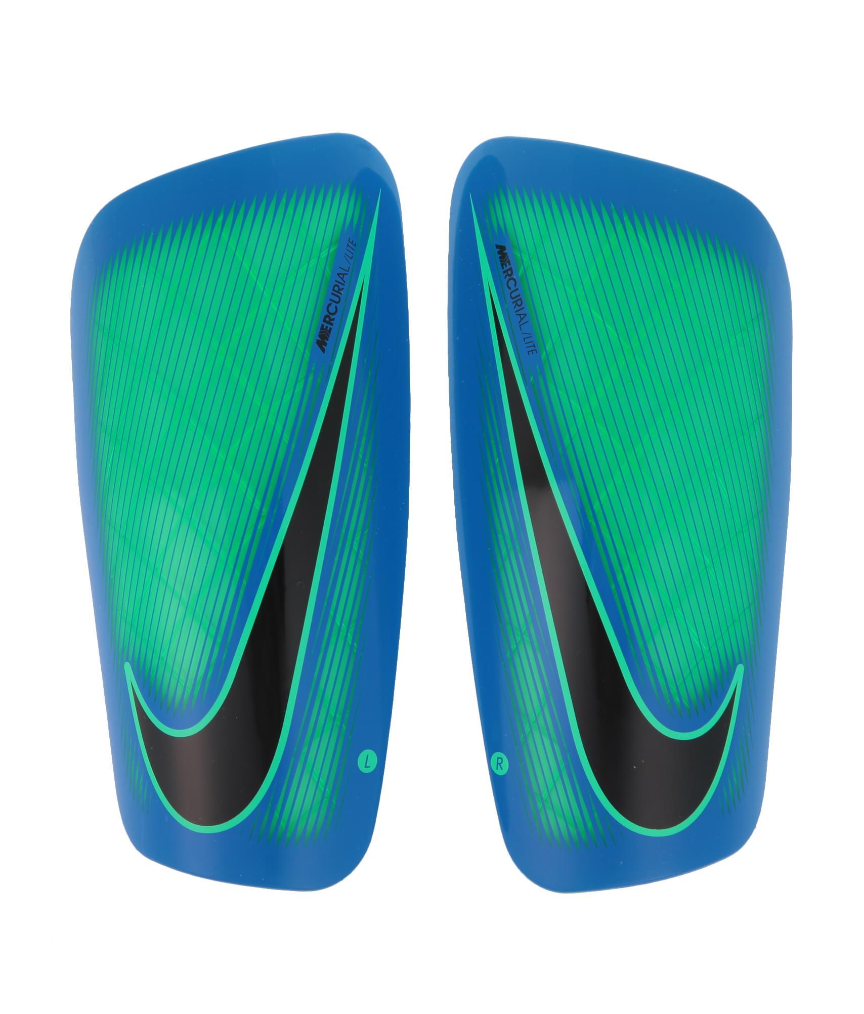 щитки nike цвет лазурный размер m Щитки Nike, Размер-XL