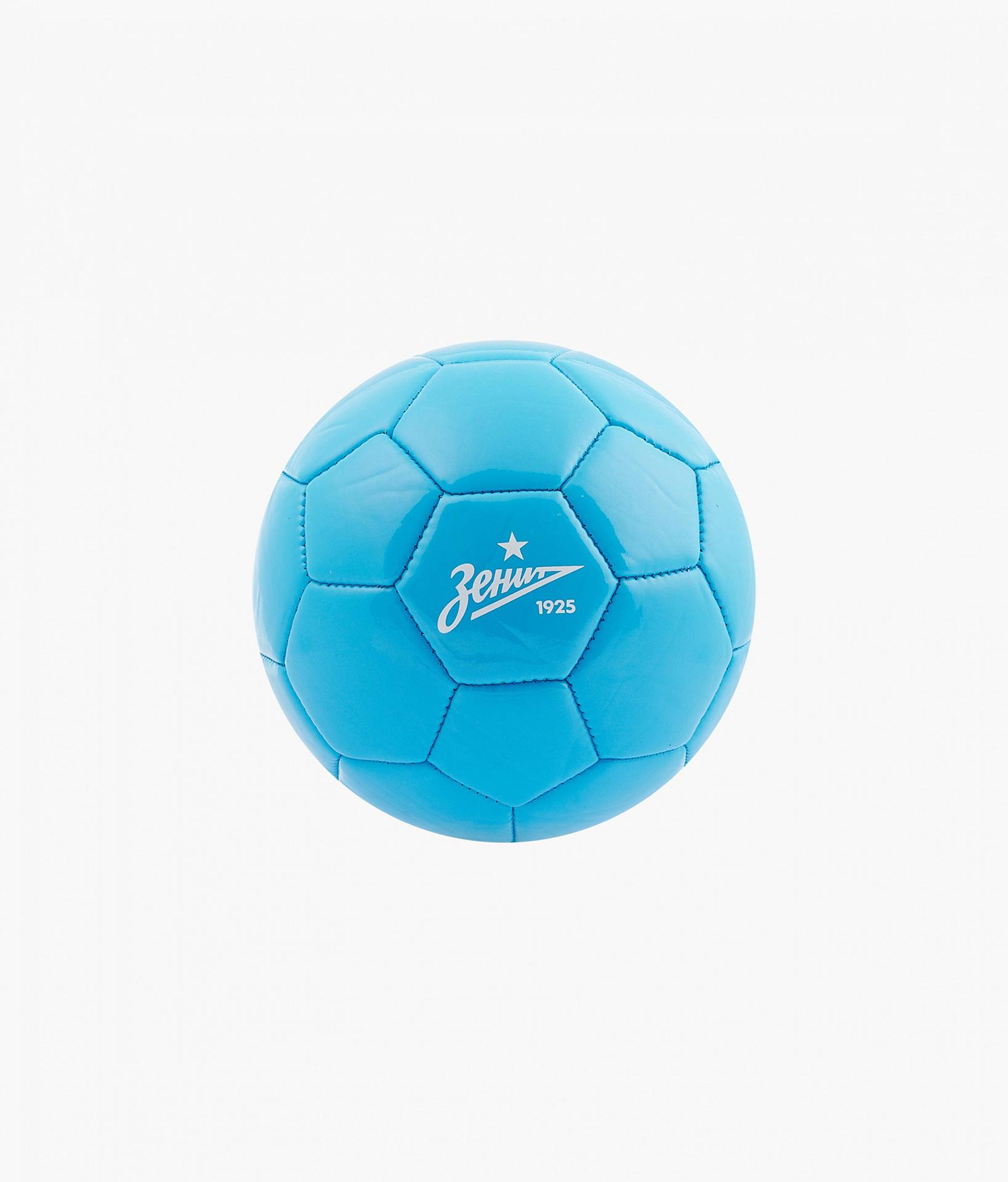 Мяч сувенирный «Зенит» Зенит Цвет-Лазурный бейсболка мужская зенит цвет лазурный